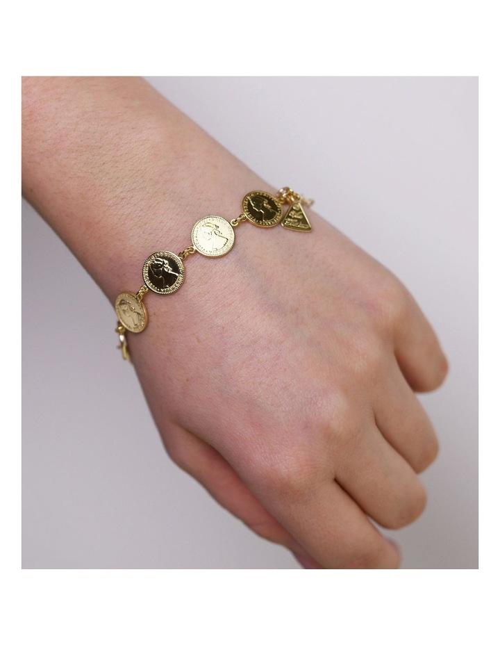Mini Coin Eternity Bracelet image 2