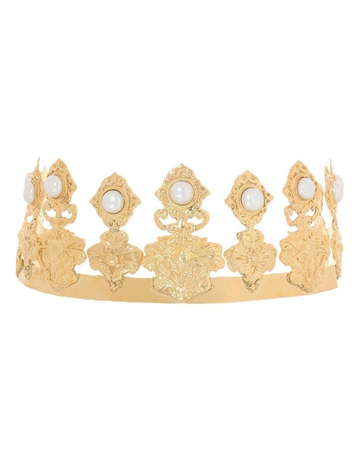 Francesca Crown Gold image 1