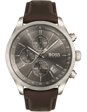 17ee57ca51d7 Hugo Boss 1513476 Grand Prix Watch