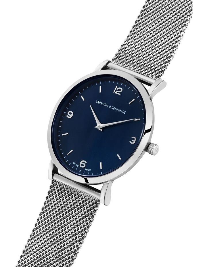 LGN38-CM-H-Q-P-SN-O Lugano 38 Mesh Watch image 2