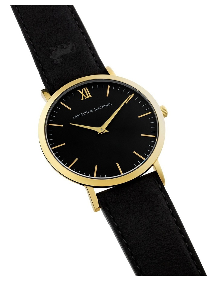 LJ-W-LBCK-L-GB Lugano 40mm Watch image 2