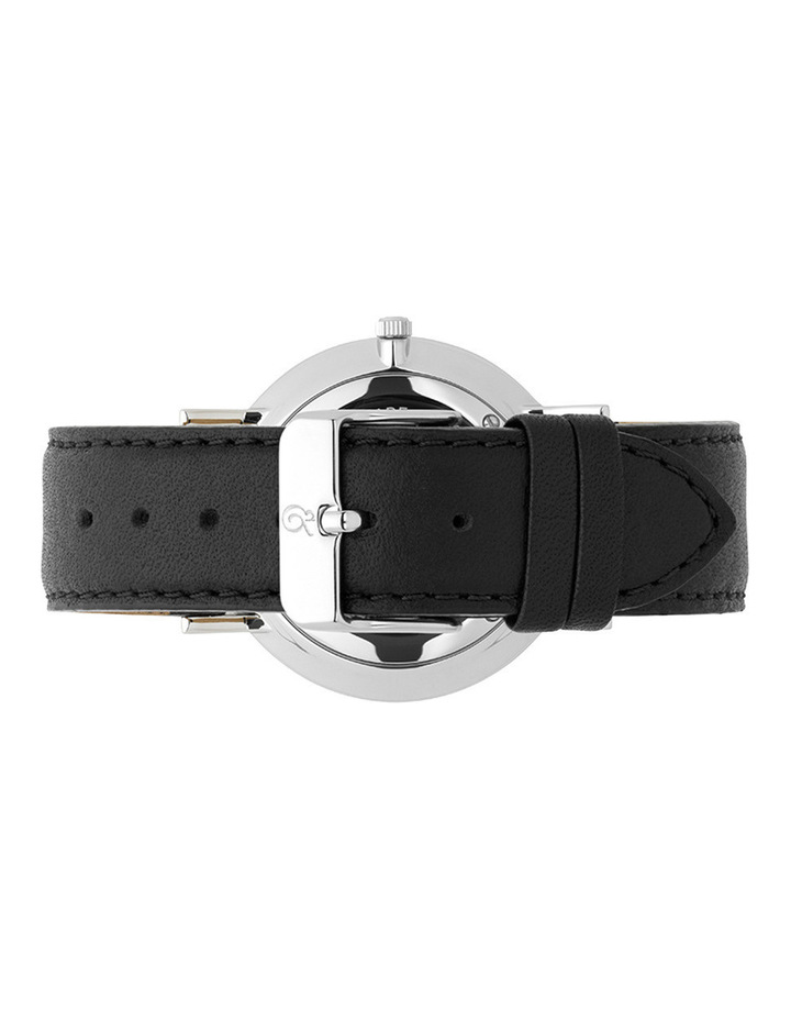 LGN40-LBLK-C-Q-P-SW-L Lugano 40mm Watch image 3