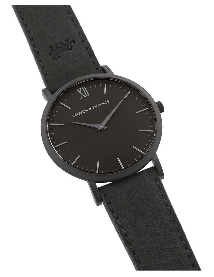 Lugano 40mm Watch LJ-W-SVART-L-BB image 2