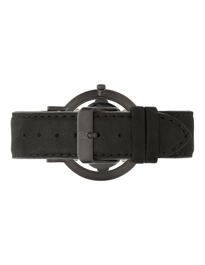 Lugano 40mm Watch LJ-W-SVART-L-BB image 3