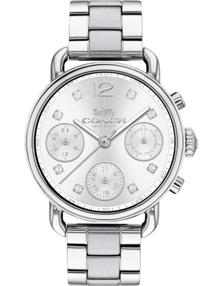 Delancey Silver Watch 14502942 image 1