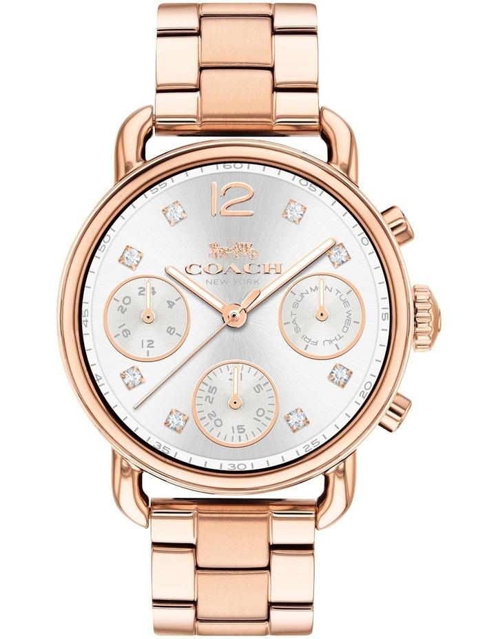 Delancey Rose Gold Watch 14502944 image 1