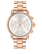 Coach - Delancey Rose Gold Watch 14502944