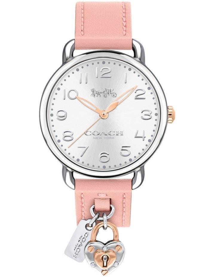 Delancey Silver Watch 14502971 image 1