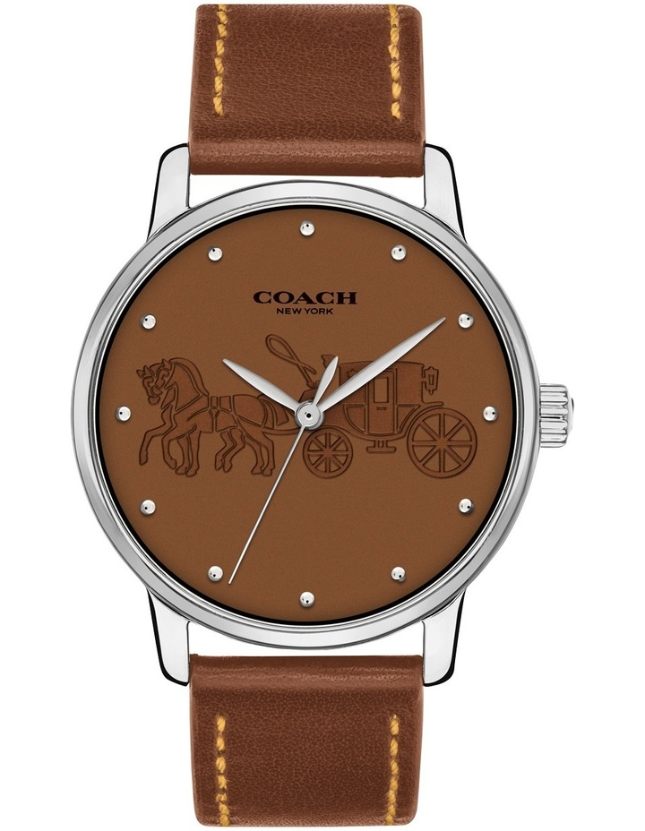 Delancey Brown Watch 14502972 image 1