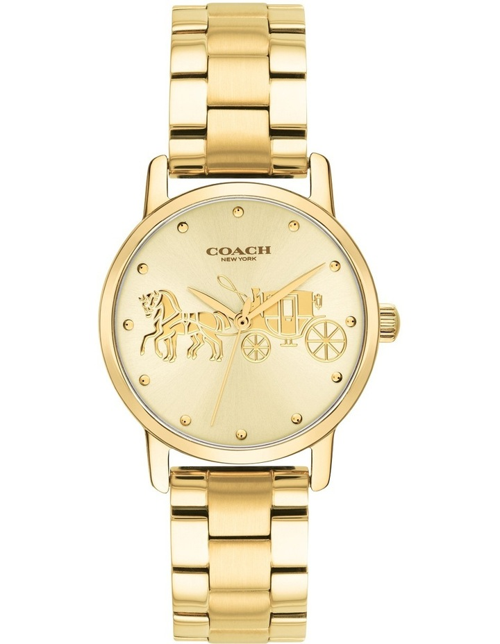 Delancey Gold Watch 14502976 image 1