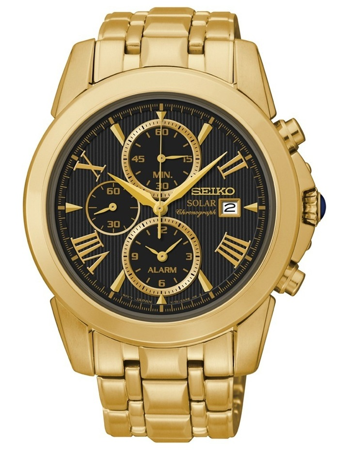 Ssc196P-9 Le Grand Sport Gold Chronograph Watch image 1