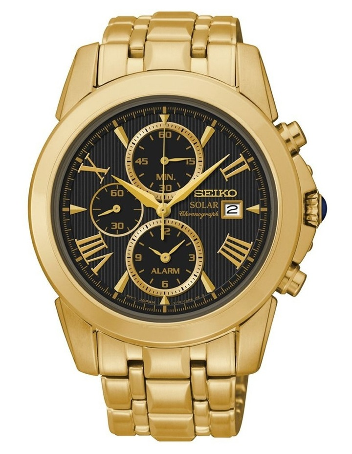 Ssc196P-9 Le Grand Sport Gold Chronograph Watch image 2