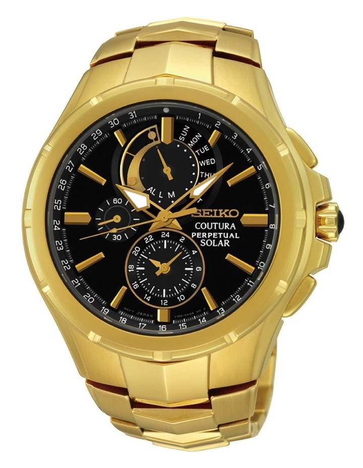 Ssc394P Coutura Solar Chronograph Sports/Dress Watch image 2