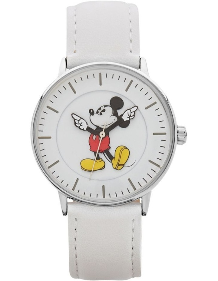 Formal Mickey 36mm White / Silver image 1