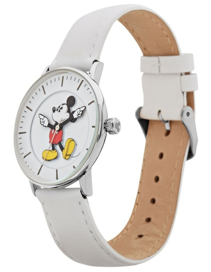Formal Mickey 36mm White / Silver image 2