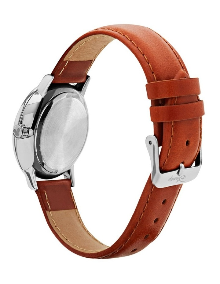 Formal Mickey 36mm Brown / Silver image 4