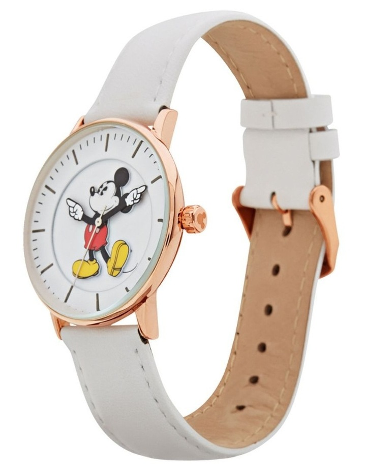 Formal Mickey 36mm White / Rose Gold image 2
