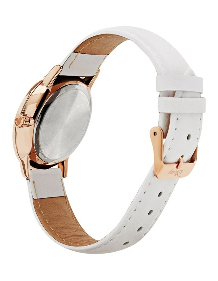 Formal Mickey 36mm White / Rose Gold image 4