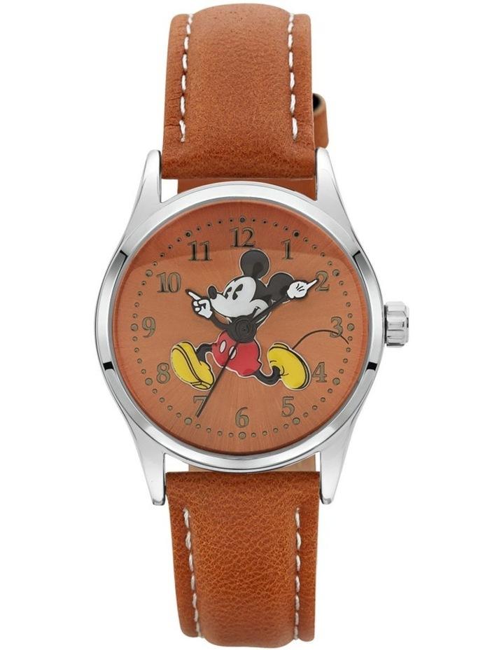 Original Running Mickey 34mm Tan image 1