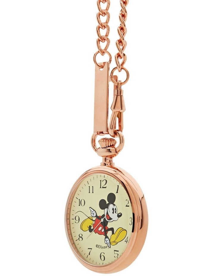Mickey Pocket Watch 48mm Rose Gold image 2