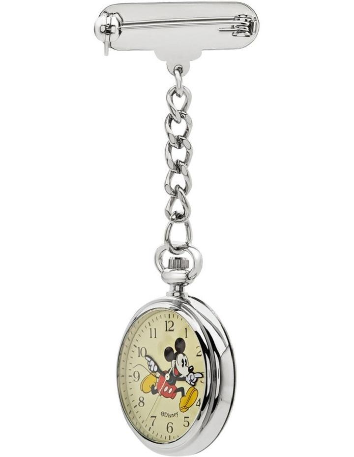 Mickey Nurses Watch 30mm Silver image 3