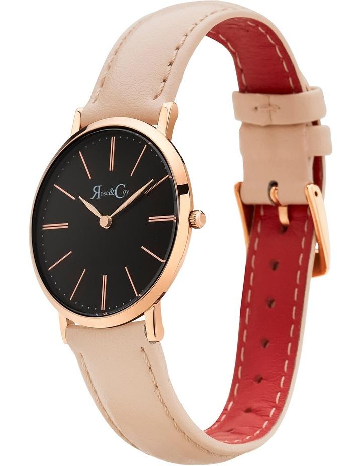 RCM0603 Mini Pinnacle Peach And Rose Gold Watch image 2