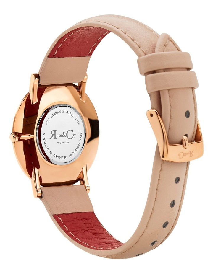 RCM0603 Mini Pinnacle Peach And Rose Gold Watch image 4