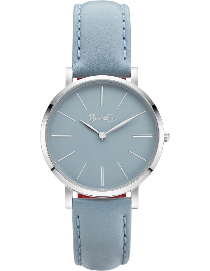 RCM0801 Mini Pinnacle Silver And Blue Watch image 1