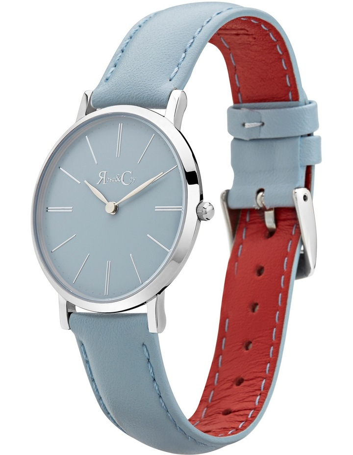 RCM0801 Mini Pinnacle Silver And Blue Watch image 2