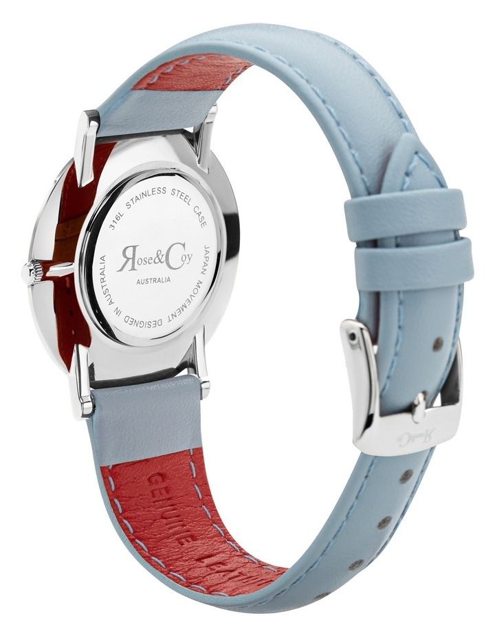 RCM0801 Mini Pinnacle Silver And Blue Watch image 4