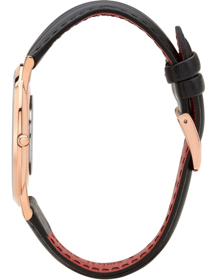 RC0101 Pinnacle Rose Gold And Black Watch image 3