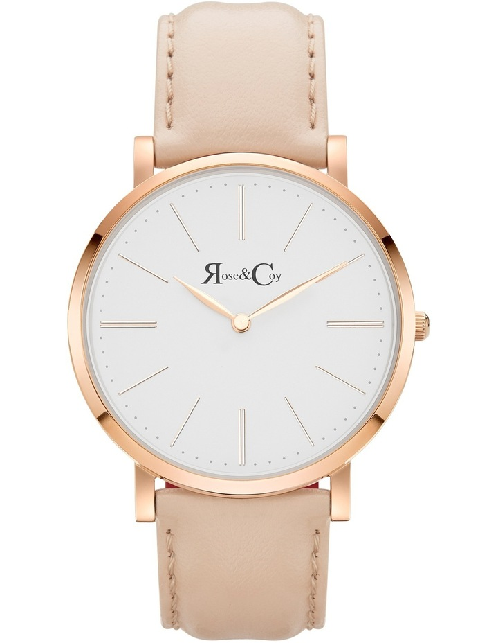 RC0301 Pinnacle Peach And Rose Gold Watch image 1
