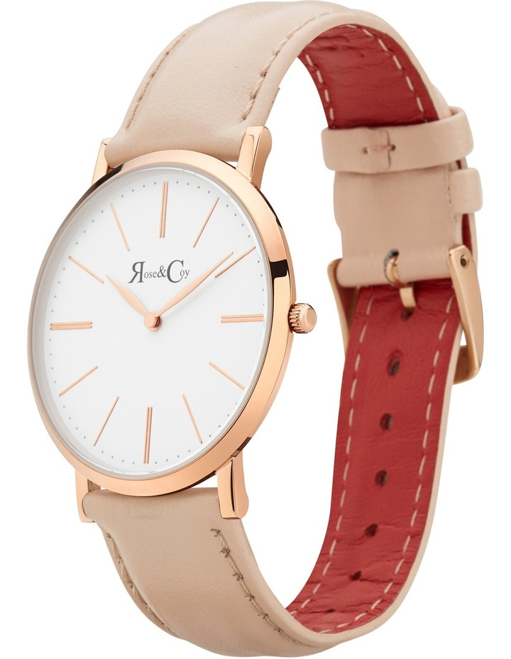 RC0301 Pinnacle Peach And Rose Gold Watch image 2