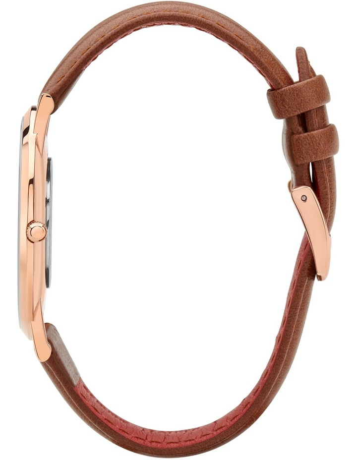RC0501 Pinnacle Brown And Rose Gold Watch image 3