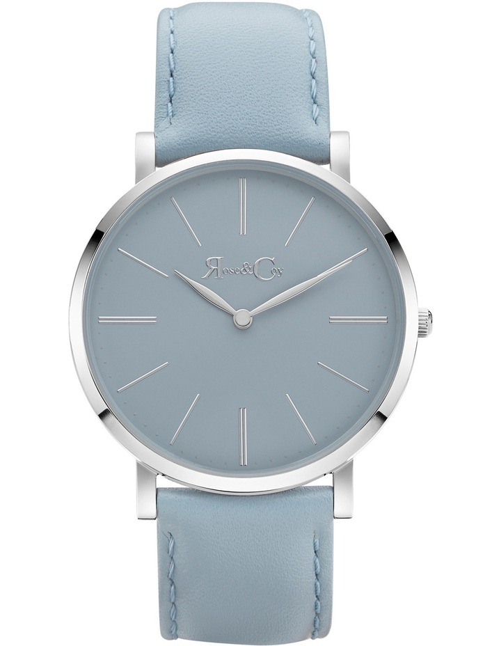 RC0801 Pinnacle Silver And Blue Watch image 1