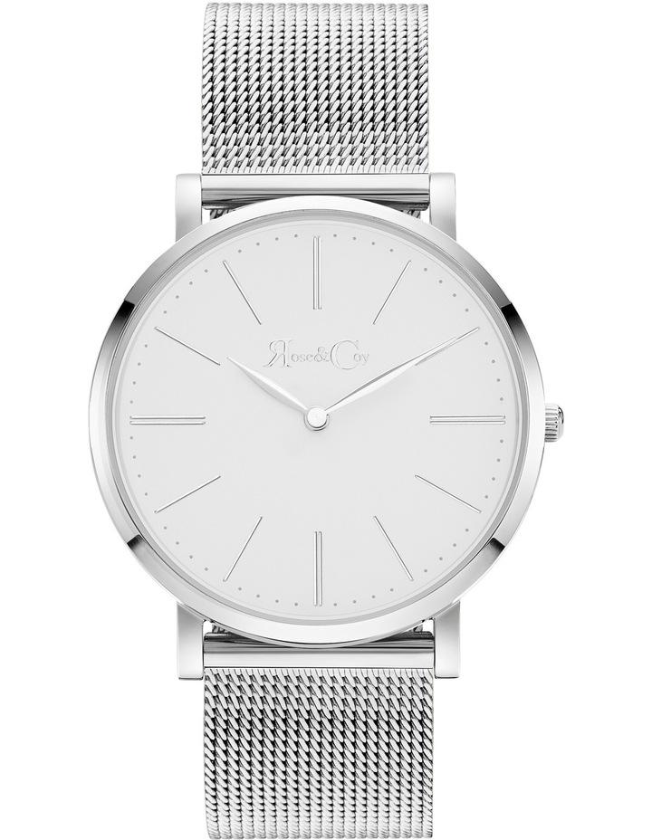 RC0902 Pinnacle Silver Watch image 1