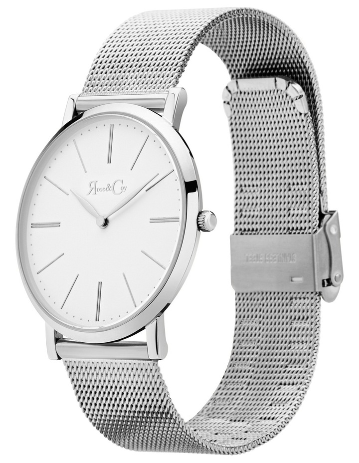 RC0902 Pinnacle Silver Watch image 2