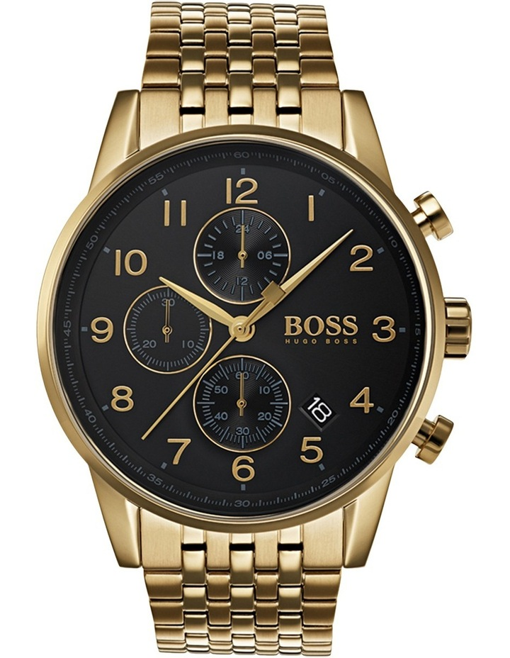 1513531 Navigator Gold Watch image 1