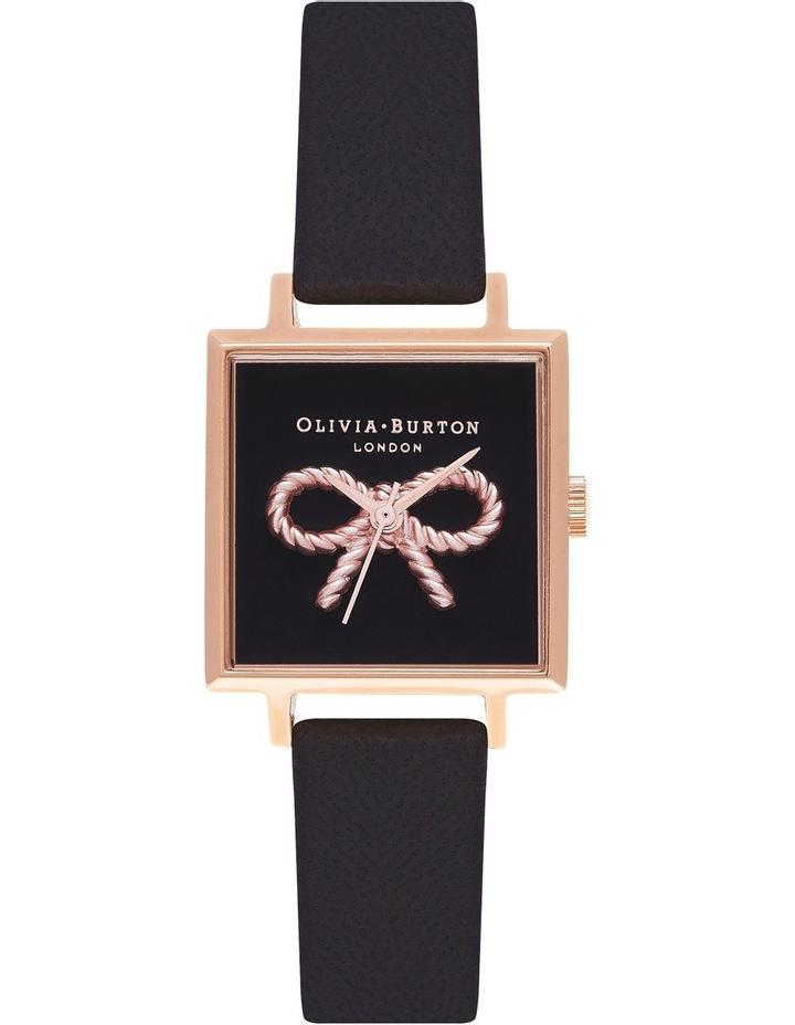 OB16VB03 Vintage Bow Rose Watch image 1
