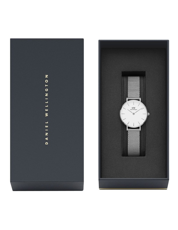 Petite Sterling 28mm Silver Watch image 6