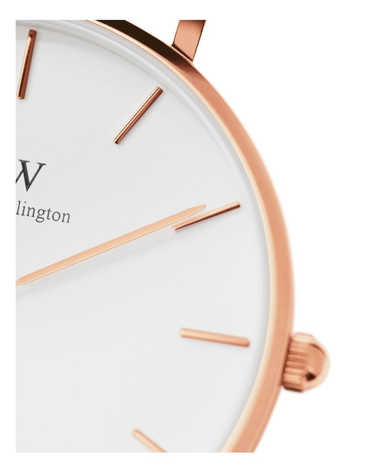 Petite St Mawes 28mm Rose Gold Watch image 3