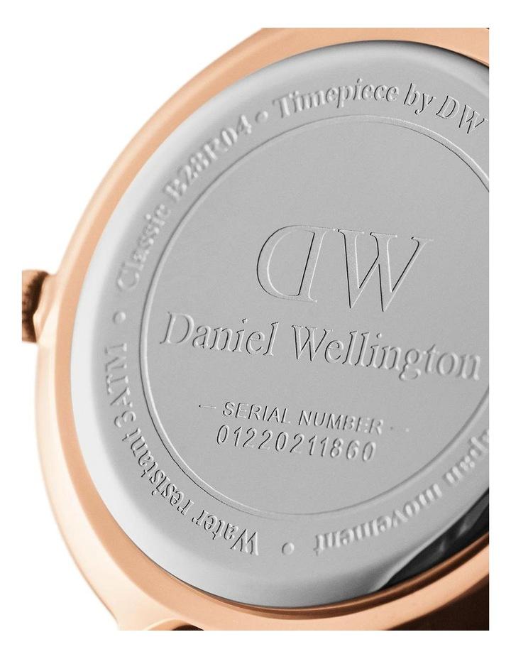 Classic Petite Ashfield 28mm Rose Gold Watch image 4