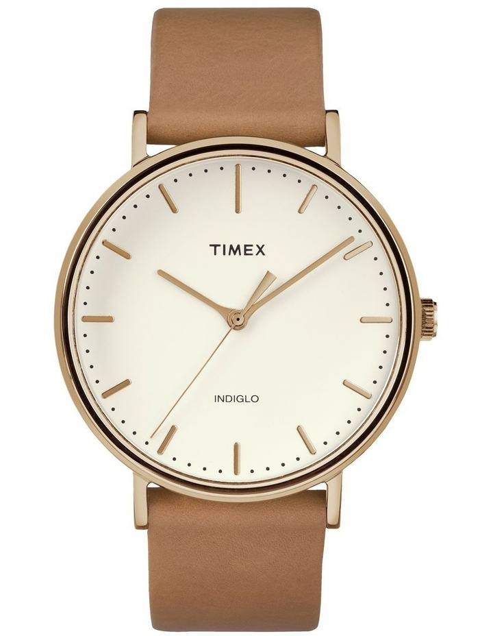 Weekender Gold Watch TW2R26200 image 1
