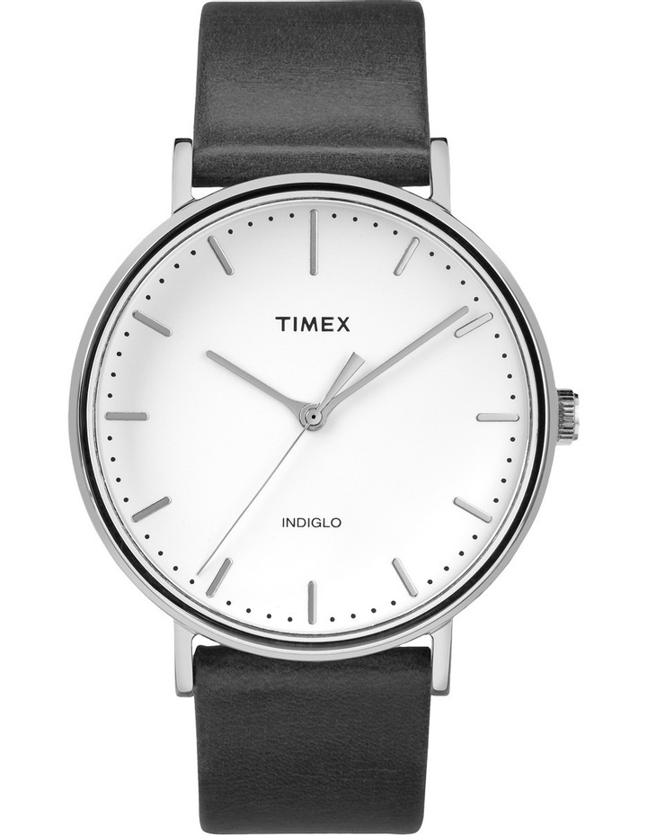 Weekender Chrome Watch TW2R26300 image 1