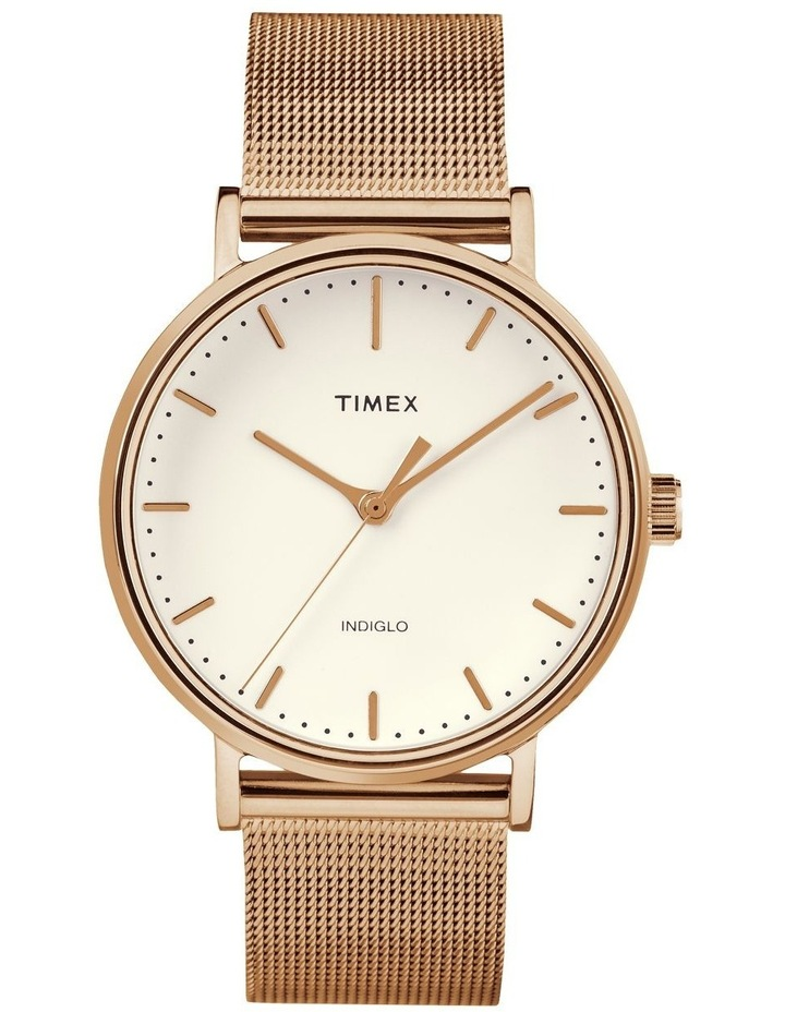TW2R26400 Weekender Rose Gold Watch image 1