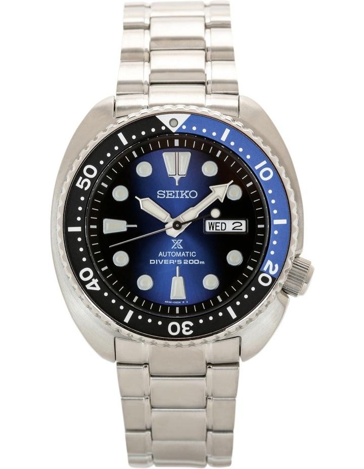 SRPC25K Prospex blue & silver sports watch image 1