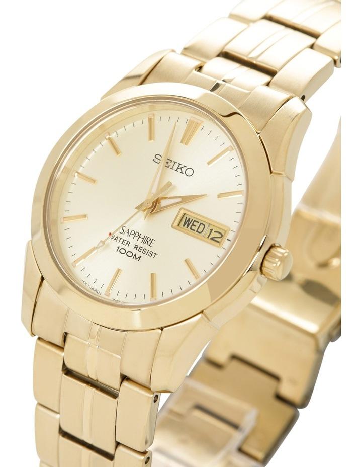 Dress Gold Watch SGGA62P image 2