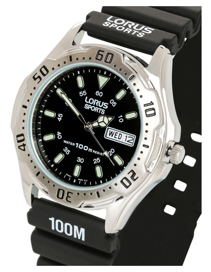 Rxn33Bx-9 Steel Black Sports Watch image 2