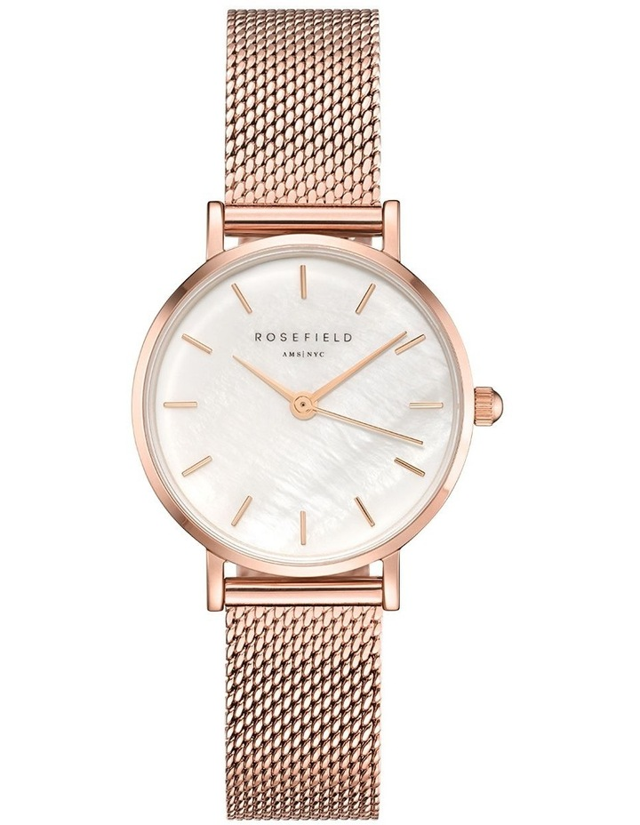 26WR-265 The Small Edit Rose Gold Watch image 1