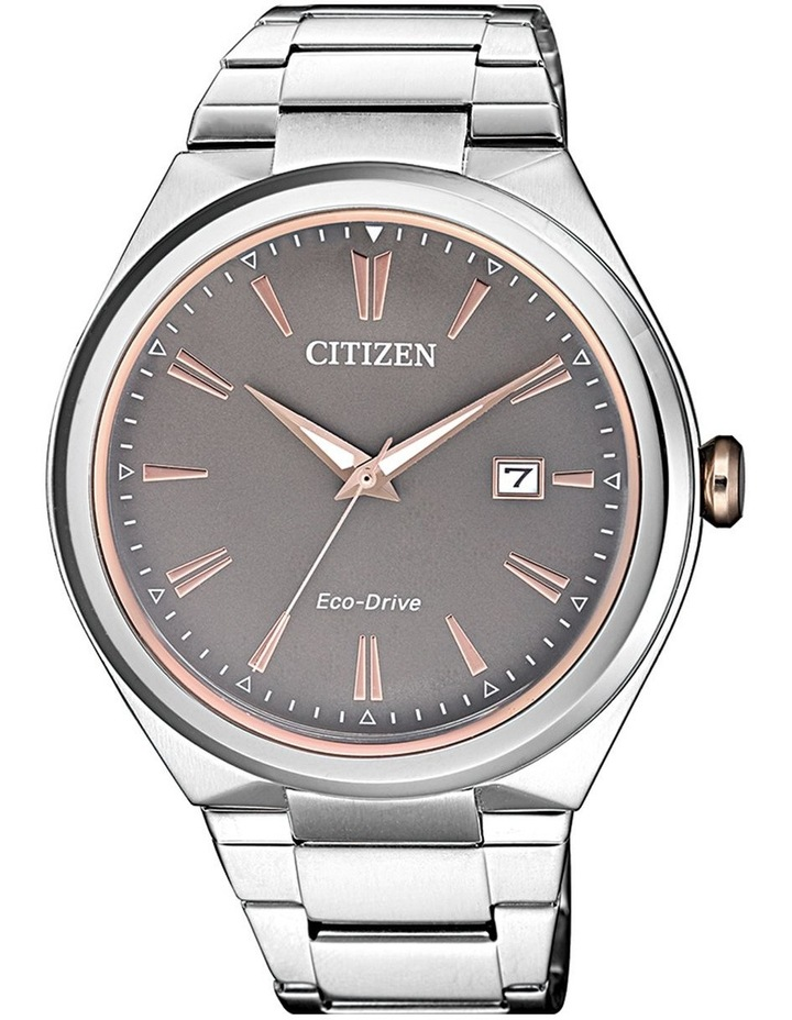 Gents Silver Watch AW1376-55H image 1